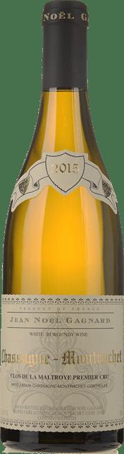 DOMAINE JEAN NOEL GAGNARD Clos De La Maltroye Premier Cru, Chassagne-Montrachet 2015