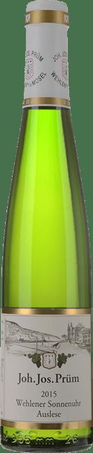 JOH. JOS. PRUM Wehlener Sonnenuhr Riesling-Auslese, Mosel-Saar-Ruwer 2015