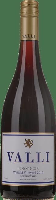 VALLI Waitaki Vineyard Pinot Noir, Central Otago 2015