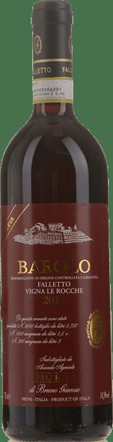 BRUNO GIACOSA, Barolo Falletto Vigne Le Rocche Riserva 2011