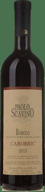 PAOLO SCAVINO Carobric, Barolo 2013