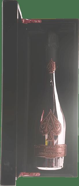 ARMAND DE BRIGNAC Brut Rose, Champagne NV