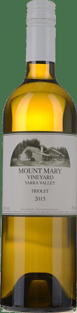MOUNT MARY Triolet Semillon Sauvignon Blanc Muscadelle, Yarra Valley 2015