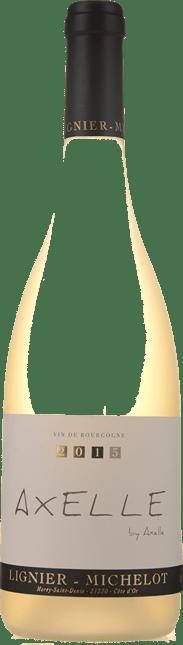 "DOMAINE LIGNIER-MICHELOT, Bourgogne blanc ""cuvee Axelle"" 2015"