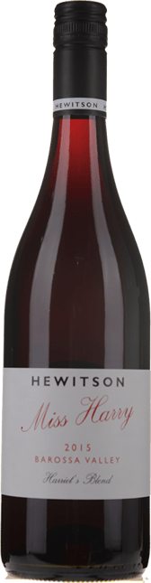HEWITSON Miss Harry Grenache Shiraz Mourvedre Carignan, Barossa Valley 2015