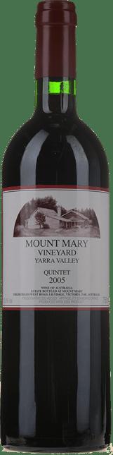MOUNT MARY Quintet Cabernet Blend, Yarra Valley 2005