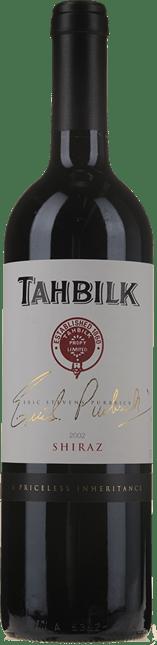 TAHBILK WINES Eric Stevens Purbrick Shiraz, Nagambie Lakes 2002
