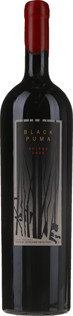 WARRENMANG Black Puma Shiraz, Pyrenees 2005
