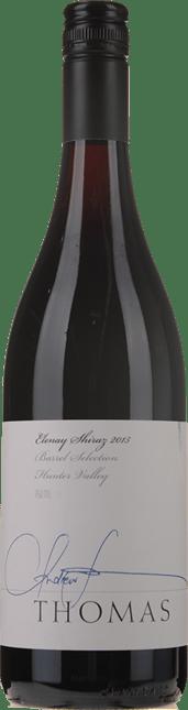 THOMAS WINES Elenay Barrel Selection Shiraz, Hunter Valley 2015