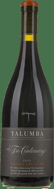 YALUMBA Tri-Centenary Vines Grenache, Barossa Valley 2012