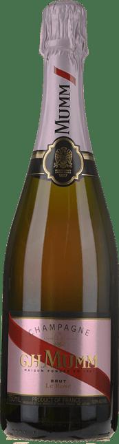 G.H.MUMM Le Rose Rose, Champagne NV