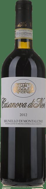 CASANOVA DI NERI Brunello di Montalcino DOCG 2012