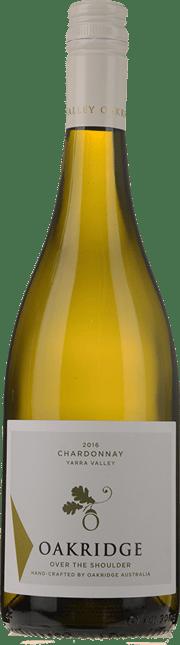 OAKRIDGE ESTATE Over The Shoulder Chardonnay, Yarra Valley 2016