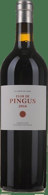 DOMINIO DE PINGUS Flor de Pingus, Ribera del Duero 2014