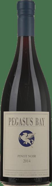 PEGASUS BAY Pinot Noir, Canterbury 2014