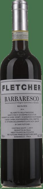 FLETCHER WINES Recta Pete Barbaresco , Barbaresco DOCG 2014