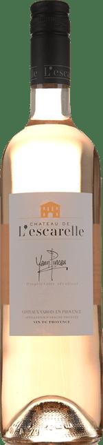 CHATEAU DE L'ESCARELLE Cuvee Chateau Rose, Coteaux Varois en Provence 2016