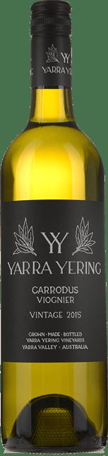 YARRA YERING Carrodus Viognier, Yarra Valley 2015