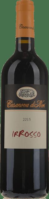 CASANOVA DI NERI IrRosso di Casanova di Neri, Sant'Antimo DOC 2015