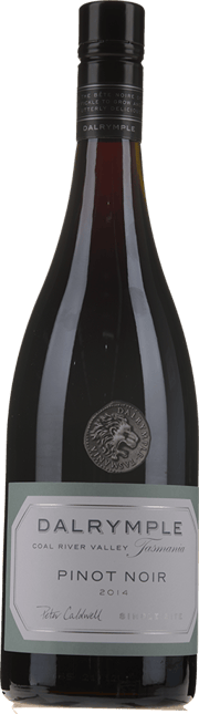 DALRYMPLE VINEYARDS Single Site Coal River Valley Pinot Noir 2014