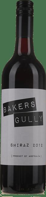 ARH AUSTRALIAN WINE CO. Bakers Gully Shiraz, Australia 2012