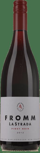 FROMM WINERY La Strada Pinot Noir, Marlborough 2012