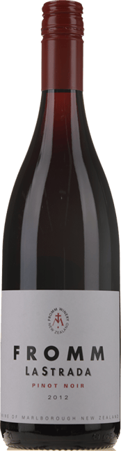 FROMM WINERY La Strada Pinot Noir, Marlborough 2012