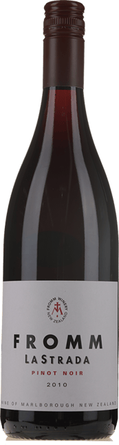 FROMM WINERY La Strada Pinot Noir, Marlborough 2010
