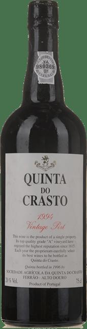 QUINTA DO CRASTO Vintage Port, Oporto 1994