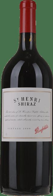 PENFOLDS St. Henri Shiraz, South Australia 2000