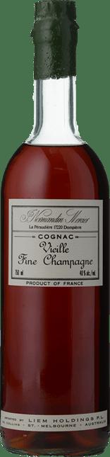J. NORMANDIN-MERCIER Vieille ABV 40%, Fine Champagne NV
