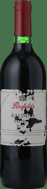 PENFOLDS Kalimna Bin 28 Shiraz, South Australia 1998
