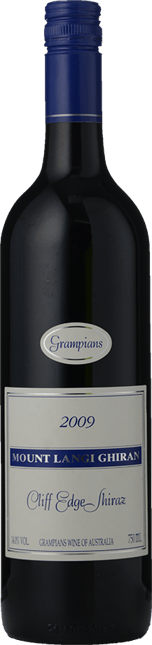 MOUNT LANGI GHIRAN VINEYARDS Cliff Edge Shiraz, Grampians 2009