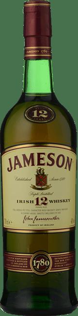 JAMESON 12 Year Old Irish Whiskey NV