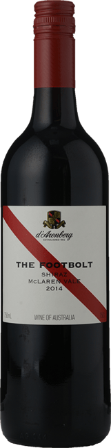D'ARENBERG WINES The Footbolt Old Vine Shiraz, McLaren Vale 2014
