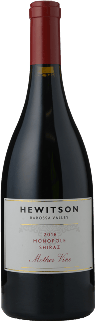 HEWITSON The Mother Vine Shiraz, Barossa Valley 2018