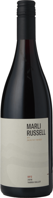 BY MOUNT MARY Marli Russell RP2, Yarra Valley 2016