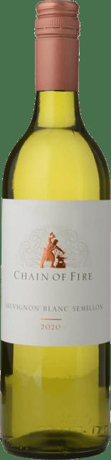 OATLEY WINES Chain of Fire Sauvignon Blanc-Semillon, Western Australia 2020