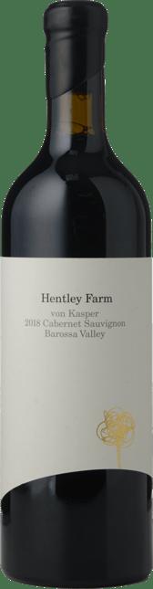 HENTLEY FARM Von Kasper Cabernet Sauvignon, Barossa Valley 2018