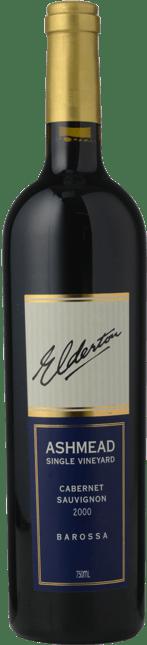 ELDERTON Ashmead Single Vineyard Cabernet, Barossa Valley 2000