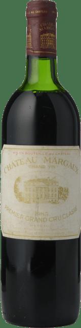 CHATEAU MARGAUX 1er cru classe, Margaux 1985