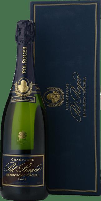 POL ROGER Cuvee Sir Winston Churchill Brut, Champagne 2008