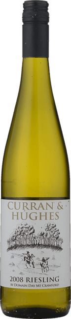 DOMAINE DAY Curran & Hughes Riesling, South Australia 2008
