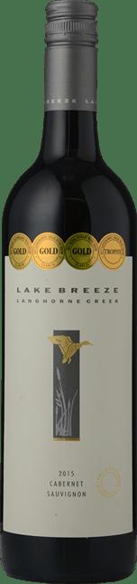 LAKE BREEZE WINES Cabernet Sauvignon, Langhorne Creek 2015