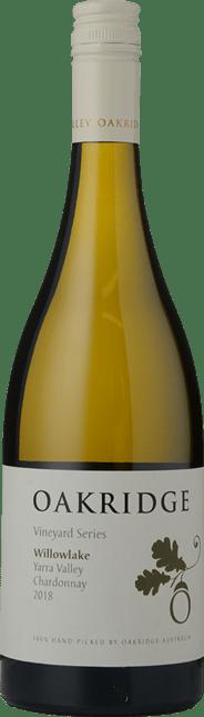 OAKRIDGE WINES Local Vineyard Series Willowlake Chardonnay, Yarra Valley 2018