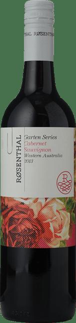 ROSENTHAL Garten Series Cabernet, Western Australia 2013