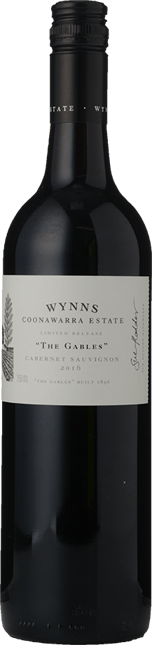 WYNNS COONAWARRA ESTATE The Gables Cabernet, Coonawarra 2016