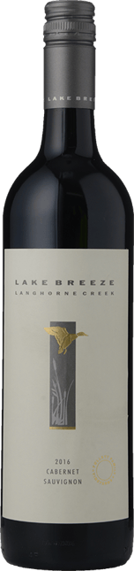 LAKE BREEZE WINES Cabernet Sauvignon, Langhorne Creek 2016