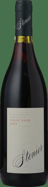 STONIER WINES Stonier Pinot Noir, Mornington Peninsula 2001