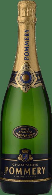 POMMERY & GRENO Brut Apenage , Champagne NV